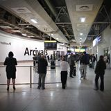 Heathrow Photo stock