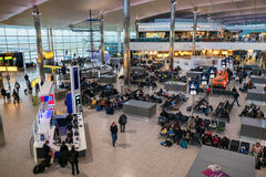 Heathrow Airport London. Heathrow airport terminal 2 London UK Stock Photography