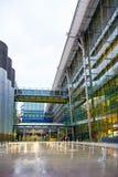 Heathrow airport Terminal 5, London Stock Photo