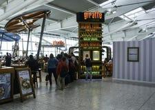 Heathrow Airport Stock Image
