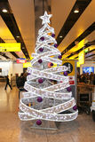 Heathrow Christmas Royalty Free Stock Image