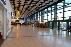 Heathrow Royalty Free Stock Photography