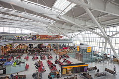 Heathrow Terminal 5 Royalty Free Stock Photo