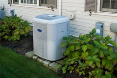 Free Heating And Air Conditioning Units Royalty Free Stock Photos - 102009108