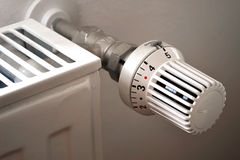 Heating Budget Royalty Free Stock Photo