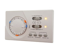 Heating Control Royalty Free Stock Photography