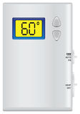 Heating controller Royalty Free Stock Photography