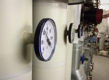 heating distributor Royalty Free Stock Photo