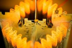 Heating element Royalty Free Stock Photo