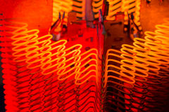 Heating element Royalty Free Stock Photography