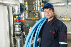 Free Heating Engineer Repairman Royalty Free Stock Image - 20327546