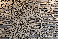 Heating material wood Stock Photos