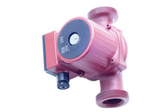 Heating pump Stock Images