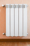 Heating radiator Royalty Free Stock Photography