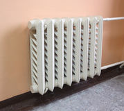 Heating radiator. Stock Photography