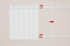 Heating radiator Royalty Free Stock Photos