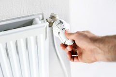 Heating, radiator Stock Photography