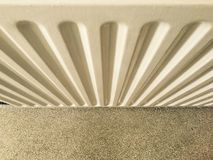 Heating System Radiator Royalty Free Stock Photography