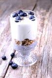 heatlhy frukost Arkivfoton