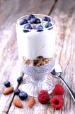 heatlhy frukost Royaltyfri Bild