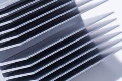 Heatsink набора микросхем Стоковые Изображения RF