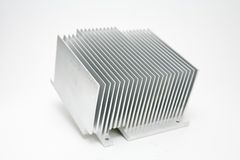Heatsink Royalty-vrije Stock Foto's