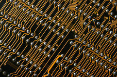 Heatsink Stock Image