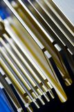 heatsink Fotografia Stock