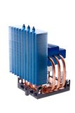 Heatsink Isolated Royalty Free Stock Photography