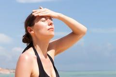 Heatstroke Stock Images