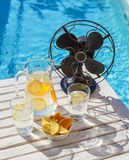 Heatwave Royalty Free Stock Photography