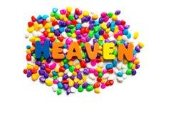 heaven Imagens de Stock Royalty Free