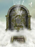 Heaven vector illustration