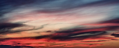 Heaven.Beautiful dramatic sky at sunset. Beautiful dramatic sky at sunset stock photography