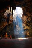 Heaven cave with Buddha Stock Images