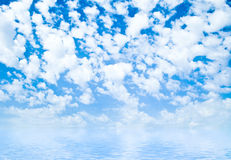 The heaven is closer now Stock Photography