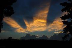 Heaven Clouds Stock Photos