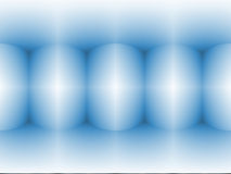 Heaven column. Abstract blue heaven cloud columns on bright background Stock Images