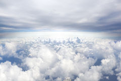 Heaven concept background.Sky background Royalty Free Stock Photos
