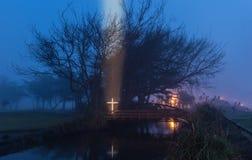 Heaven Cross Beam Stock Photos
