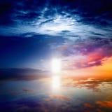 Heaven door Stock Photo
