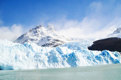 Heaven On Earth. Beautiful View  Of Spegazzini Glacier,Argentina Royalty Free Stock Photo