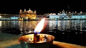 Heaven is on earth @ Golden Temple Royalty Free Stock Photography