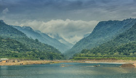 Heaven In Earth. Photo was taken at bichnakandi sylhet royalty free stock images