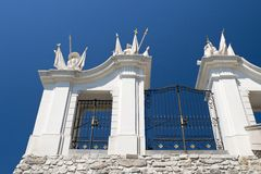 Heaven gate Stock Photo