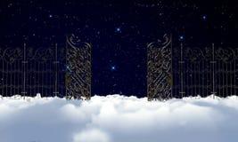 Heaven gate Royalty Free Stock Photo
