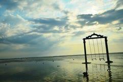 Heaven. Gili trawangan island Stock Photography