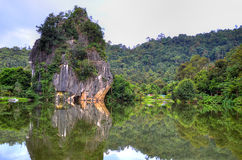 The Heaven at Ipoh, Malaysia Royalty Free Stock Images