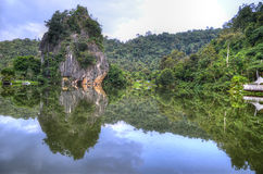 The Heaven at Ipoh, Malaysia Stock Image