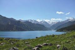 Heaven Lake Stock Image